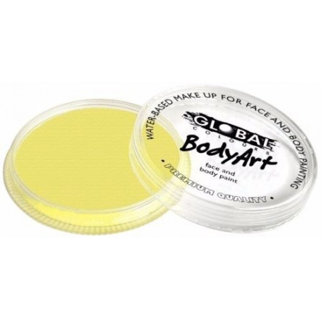 LIGHT YELLOW - Global Body Art 32g
