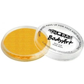 METALLIC GOLD - Global Body Art 32g