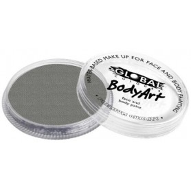METALLIC SILVER - Global Body Art 32g