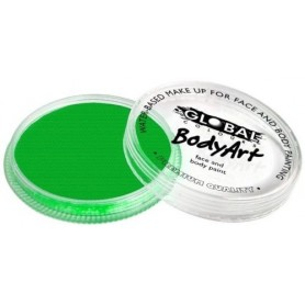 NEON GREEN - Global Body Art 32g