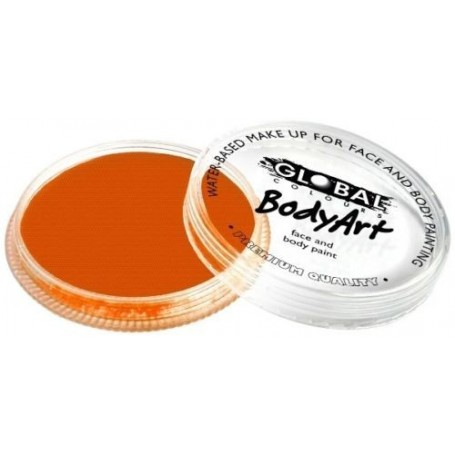 NEON ORANGE - Global Body Art 32g