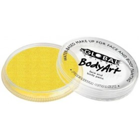 PEARL YELLOW - Global Body Art 32g