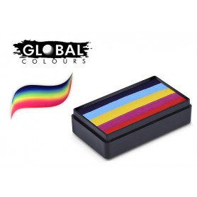 LEANNES RAINBOW 30g - Global Body Art One Strokes