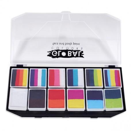 Carnival Kit - Global FunStroke Rainbow