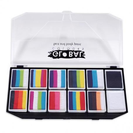 Rainbow Explosion Kit Global FunStroke