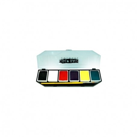 Standard - Global 6 Colour Palette
