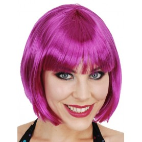 Mulberry - Paige Bob with Fringe Wig