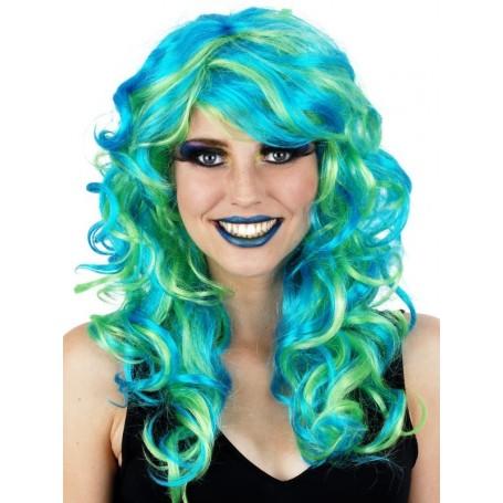 Marissa Curls Blue & Green