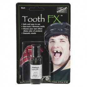 BLACK - Tooth FX 7ml