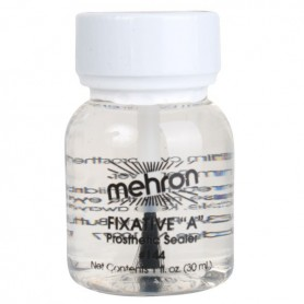 Fixative A with Brush 30ml - Mehron