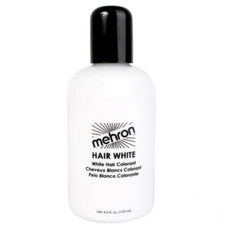 Hair White 133ml - Mehron