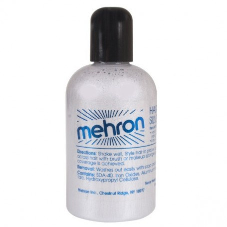 Hair Silver 127ml - Mehron