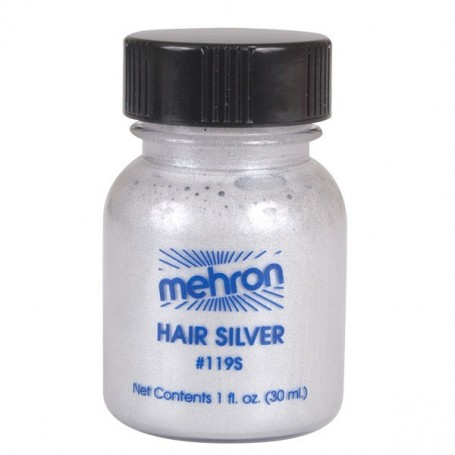 Hair Silver 30ml - Mehron