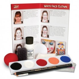 CLOWN - Character Make Up Kits