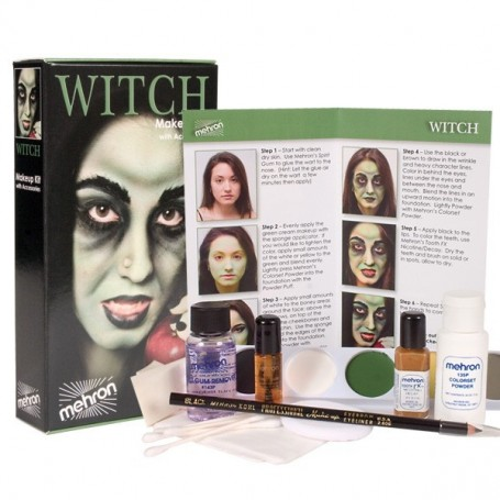 Witch - Character Make Up Kits