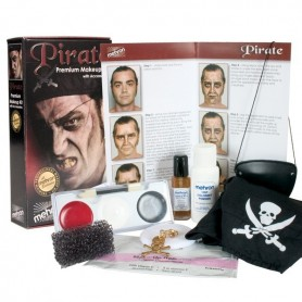 Pirate - Character Make Up Kits