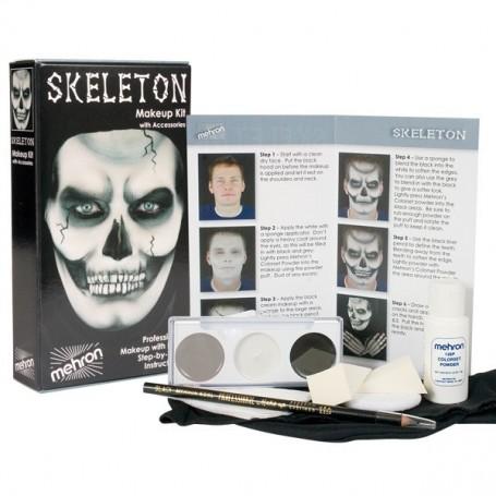 Skeleton - Character Make Up Kits