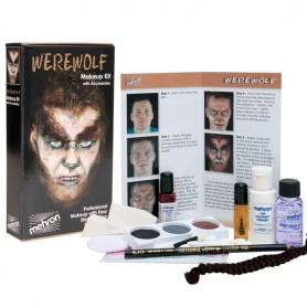 Werewolf - Character Make Up Kits