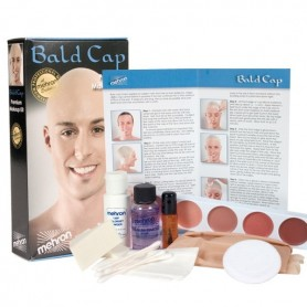 Bald Cap - Character Make Up Kits