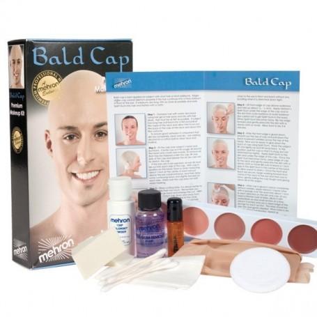 Bald Cap - Character Make Up Kits