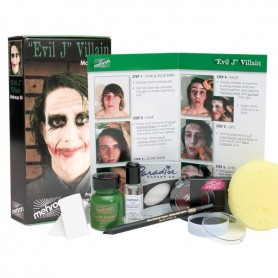 Evil Joker - Character Make Up Kits