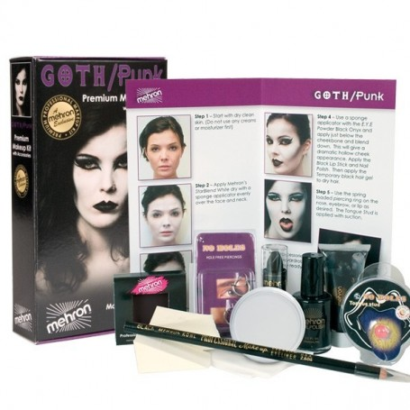 Goth - Character Make Up Kits