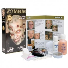 Zombie - Character Make Up Kits