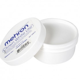 Mehron Clown White Lite 200g