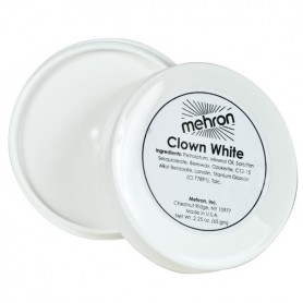 Mehron Clown White 65g