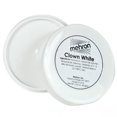 Mehron Clown White 65g