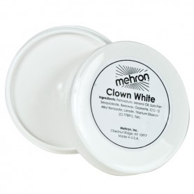 Mehron Clown White 228g