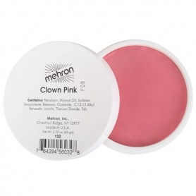 Mehron Clown Pink 65g