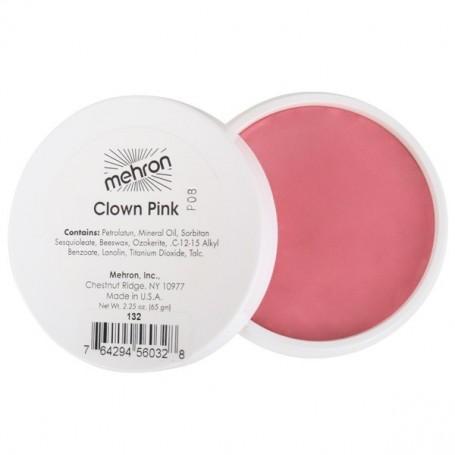 Mehron Clown Pink 65g