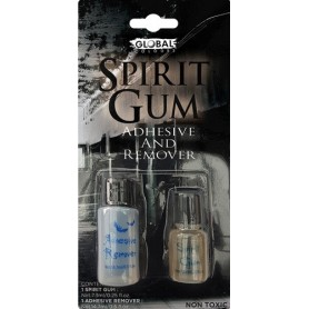Spirit Gum & Remover - Global