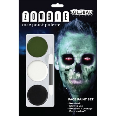 Zombie Green - Global FX Colour Palette