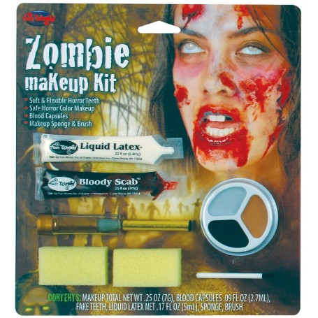Horror Make-Up Kit - Zombie Girl
