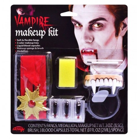 Character Make Up Kit - Vampire