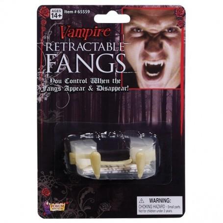 Vampire Retractable Fangs