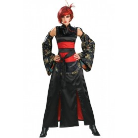 Dragon Mistress Women's Fancy Dress Costume