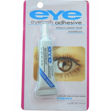 Eyelash Adhesive - 7g Clear/White