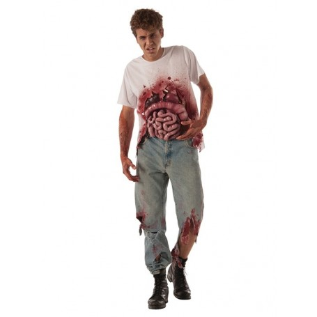 Spill Your Guts Zombie Costume