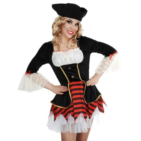 Pirate Lady Small Costume