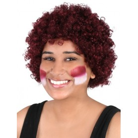 Clown Maroon