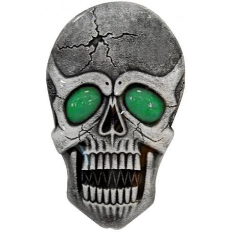 Large Hanging Skull with Light Up Eyes