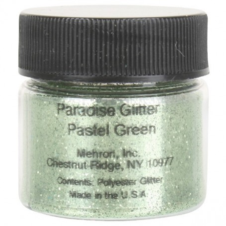 Pastel Green - Paradise Glitter 7g
