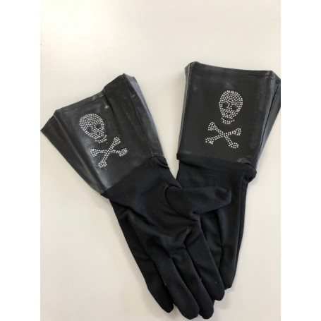 Pirate Adult Gloves