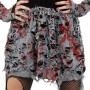 Skirt Tattered with Blood
