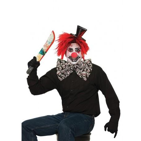 Bow Tie Evil Clown Jumbo