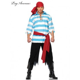 Pillaging Pirate 4PC Costume