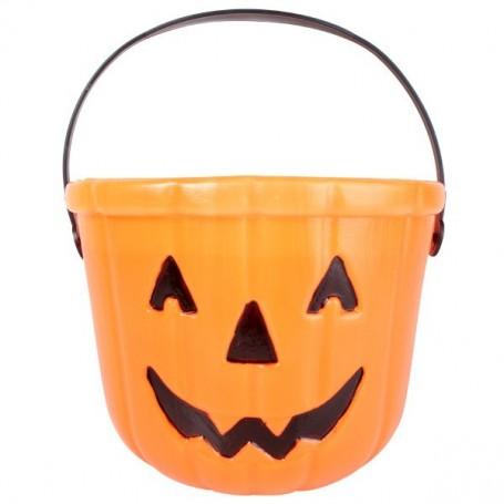 Pumpkin Trick or Treat 15cm